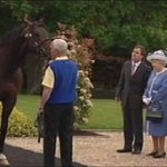 Queen Visits Irish Horsebreeding
